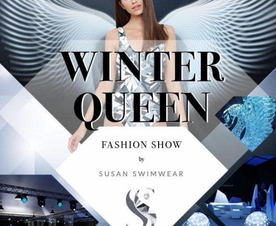 WINTER QUEEN FASHION SHOW–pierwszy taki pokaz strojów kąpielowych Susan Swimwear