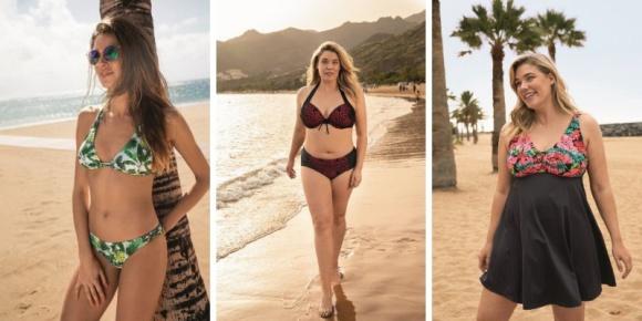 Na plażę: swobodny kostium, konkretne dodatki